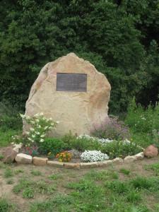 Gedenkstein in Böhl-Iggelheim